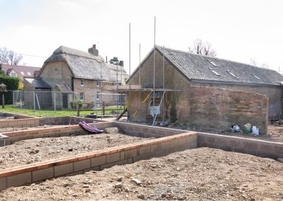 Barn H groundworks5