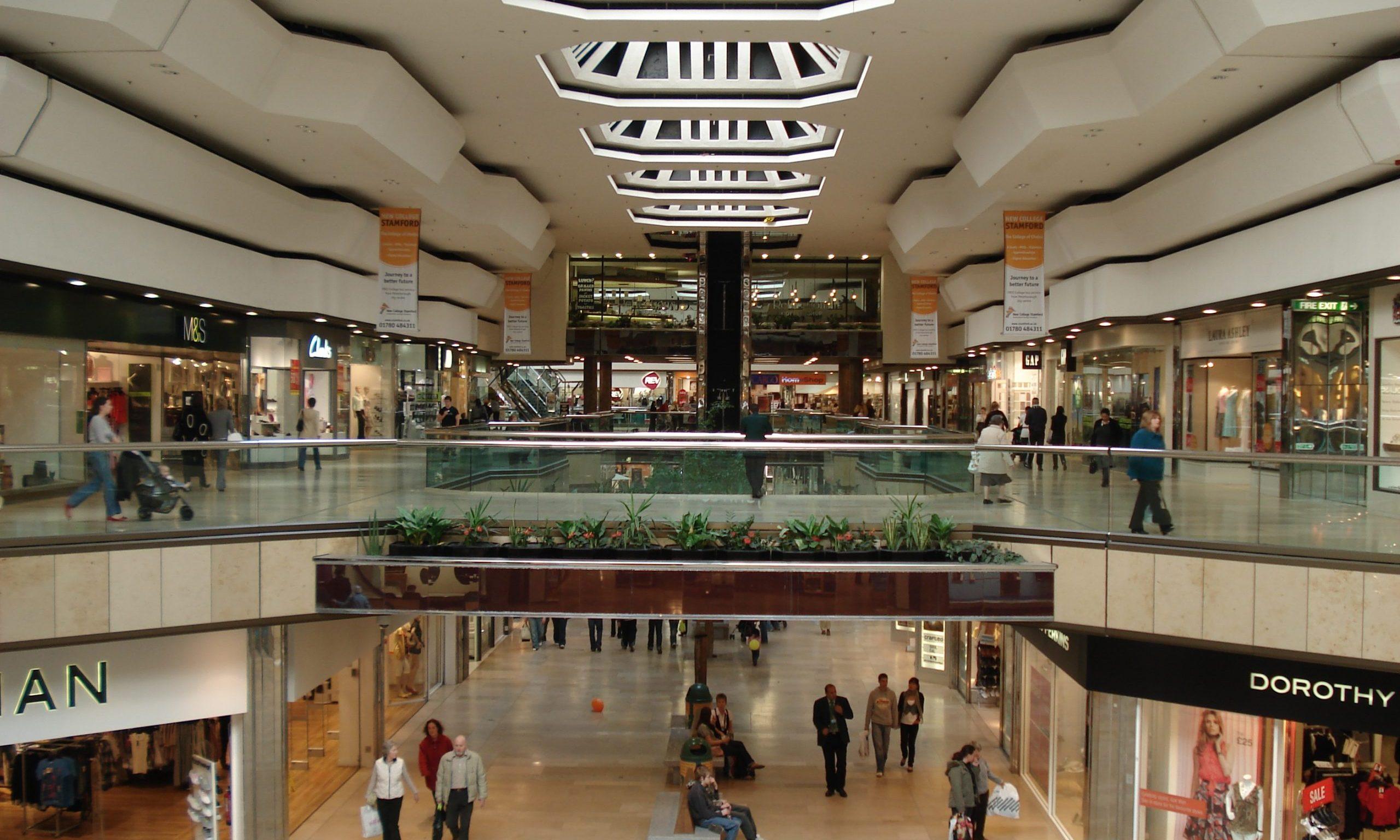 Queensgate Shopping