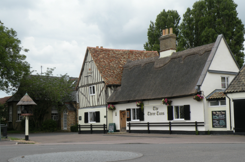 The_Three_Tuns_inn_at_Fen_Drayton
