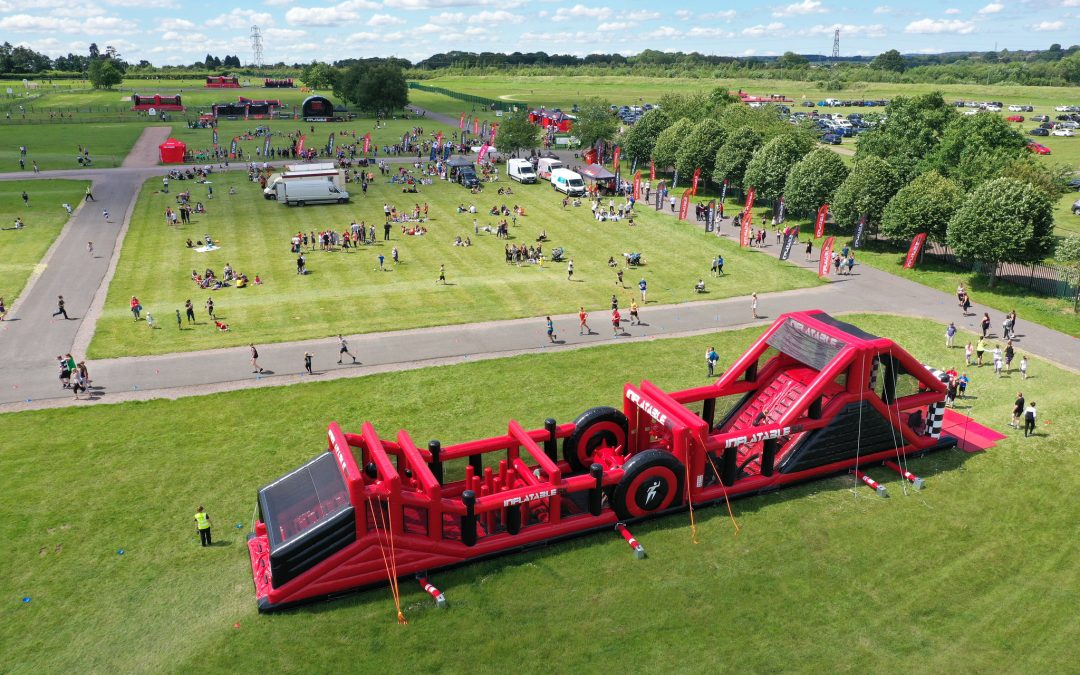 Inflatable 5k Accommodation