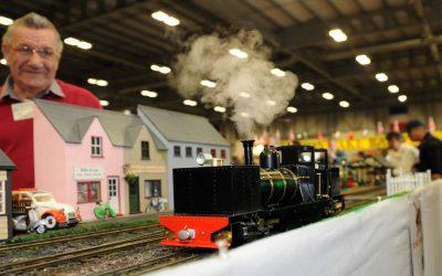 Garden Railway Show Accommodation