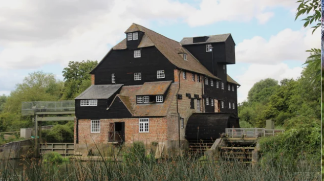 Nearby Gems – Houghton Mill