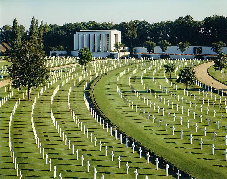 Nearby Gems – Cambridge American Cemetery