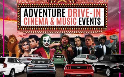 Drive Through Cinema Huntingdon