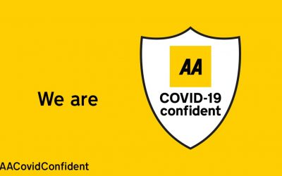 AA Covid Confident & Our Cleaning Procedures