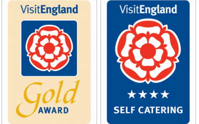 The Yard @ Pringle Farm achieves Visit England 5* Rating as well as 4* + Gold Awards