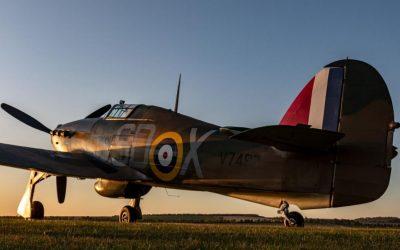 Duxford 80th Battle of Britain Anniversary