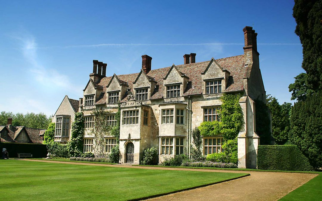 Anglesey Abbey Accommodation Cambridgeshire