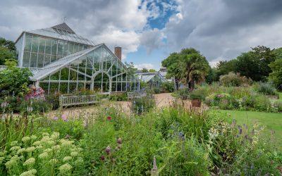Cambridge Botanical Gardens Accommodation
