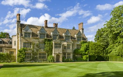 The National Trust's Anglesey Abbey